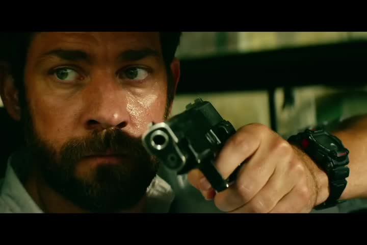 13 Hours The Secret Soldiers of Benghazi - Official Trailer HD