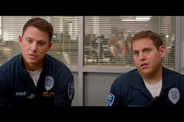 21 Jump Street - Official  Trailer HD