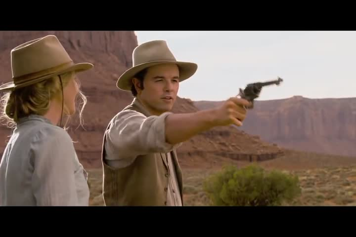 A Million Ways To Die In The West - Official Trailer HD