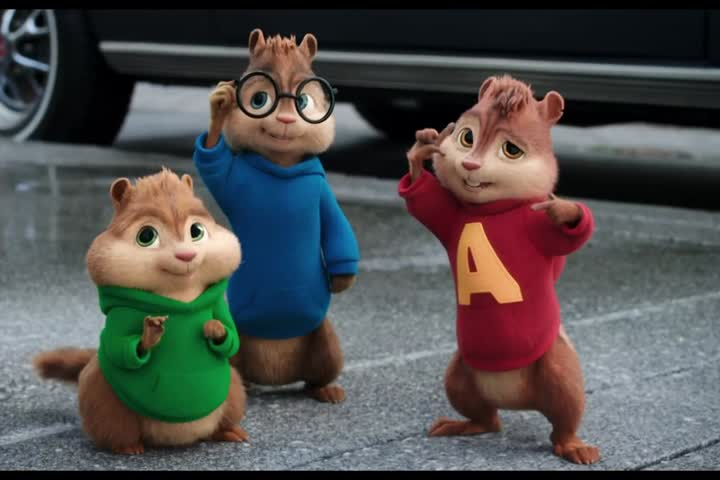 Alvin and the Chipmunks: The Road Chip - Official Trailer HD