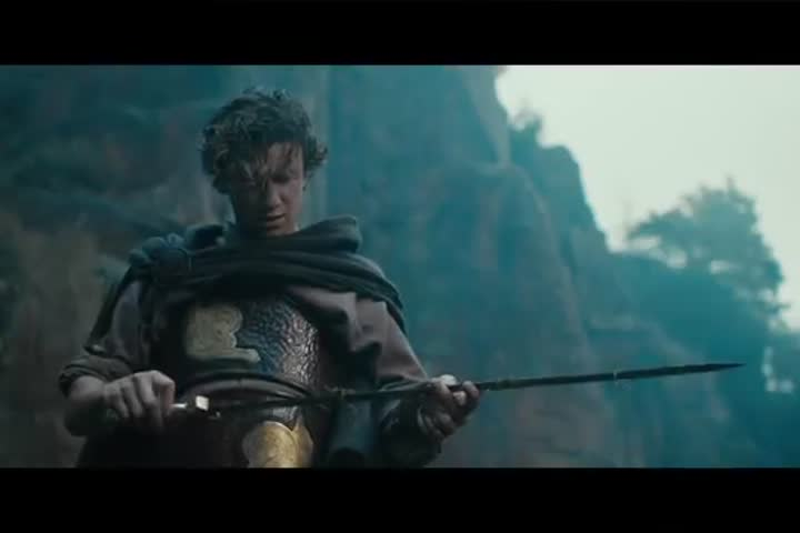 Arthur and Merlin - Official Trailer HD