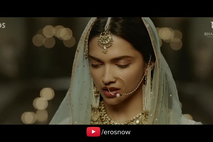 Bajirao Mastani - Official Trailer HD