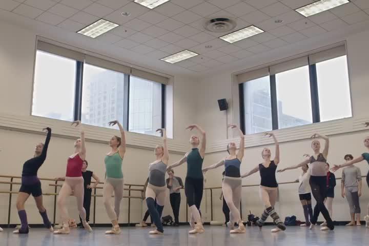 Ballet 422 - Official Trailer HD