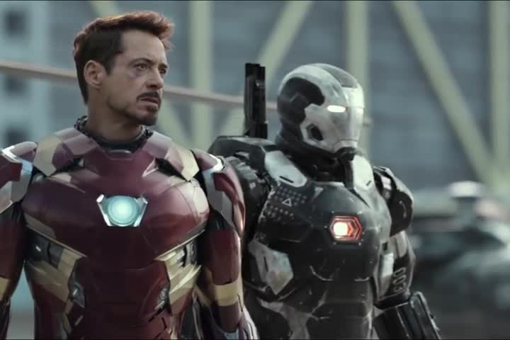 Captain America: Civil War - Official Teaser HD