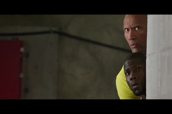 Central Intelligence - Official Trailer HD