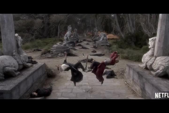 Crouching Tiger, Hidden Dragon: Sword of Destiny - Official Trailer  HD