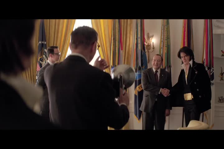 Elvis & Nixon - Official Trailer HD