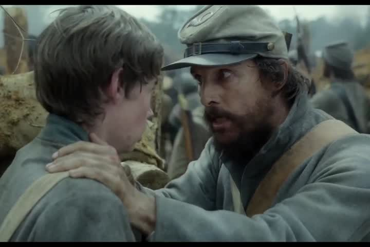 Free State of Jones - Official Trailer HD