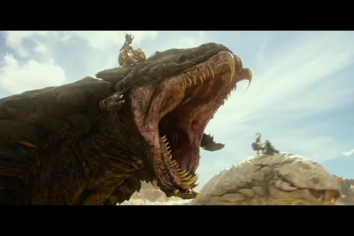Gods of Egypt - Official Trailer HD