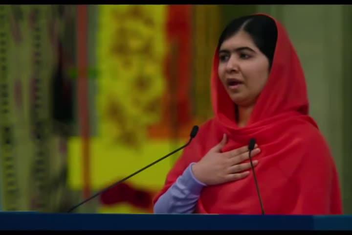 He Named Me Malala - Official Trailer HD