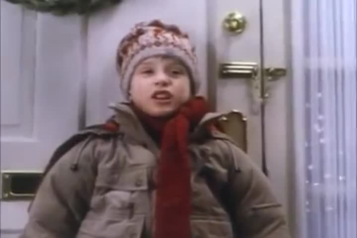 Home Alone - Official Trailer