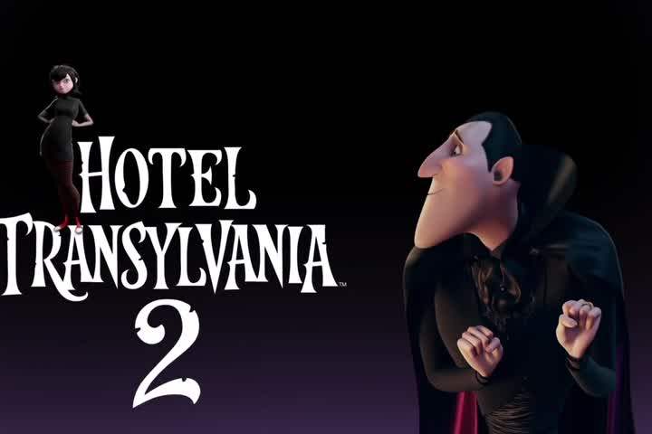 Hotel Transylvania 2 - Official Trailer HD