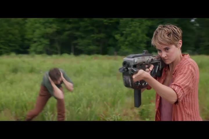 Insurgent - Official Trailer HD
