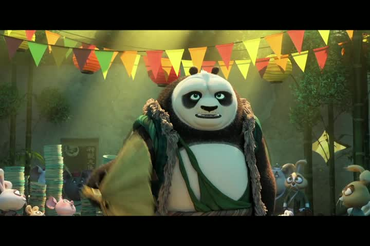 Kung Fu Panda 3 - Official Trailer HD