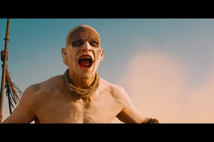 Mad Max: Fury Road - Official Trailer HD