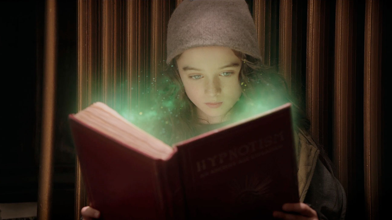 Molly Moon and the Incredible Book of Hypnotism - Official Trailer HD
