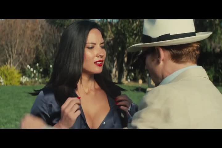 Mortdecai - Official Trailer HD