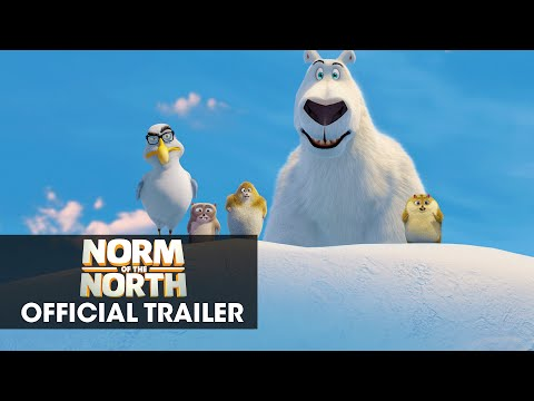 Norm Of The North – Official Trailer HD