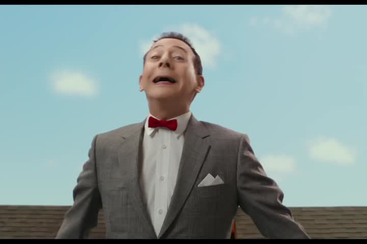Pee-wee's Big Holiday - Official Teaser HD