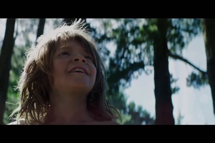 Pete's Dragon - Official Teaser