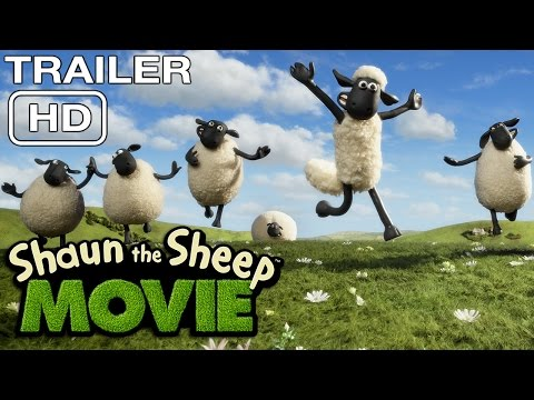 Shaun the Sheep  The Movie  – Official Trailer HD