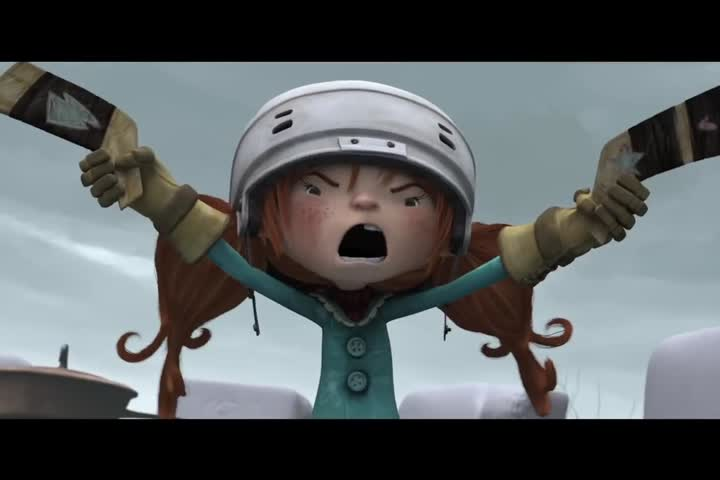 Snowtime! - Official Trailer HD