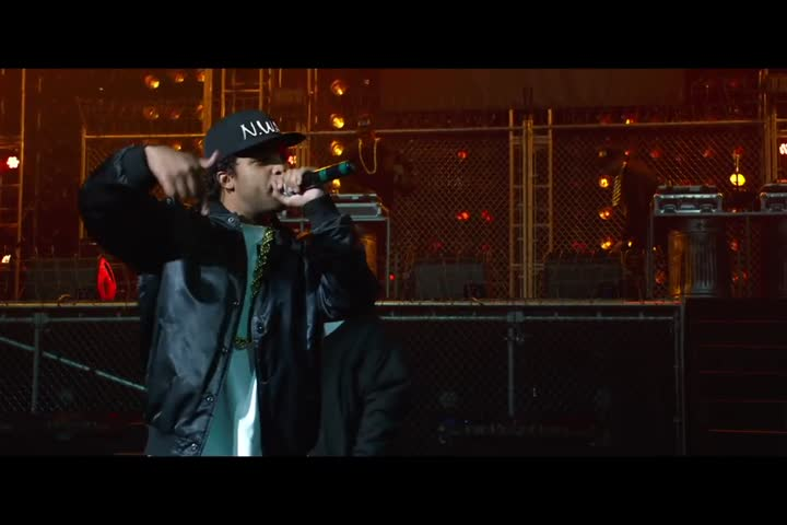 Straight Outta Compton - Official Trailer HD