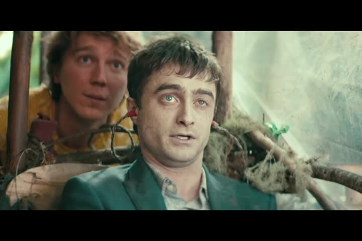 Swiss Army Man - Official Trailer HD