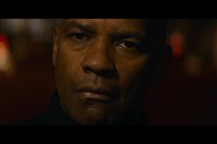 The Equalizer - Official Trailer  HD