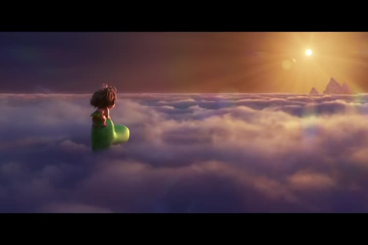 The Good Dinosaur - Official Trailer HD