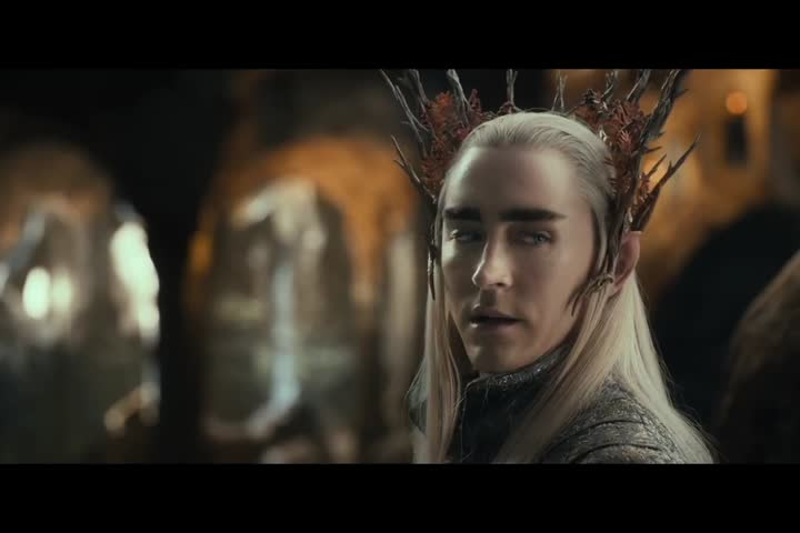 The Hobbit: The Desolation of Smaug - Official Trailer HD