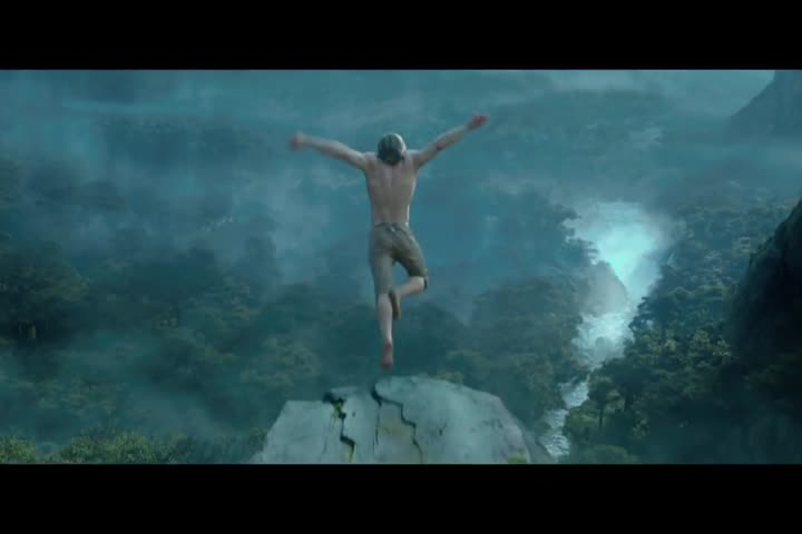 The Legend of Tarzan - Official  Trailer HD