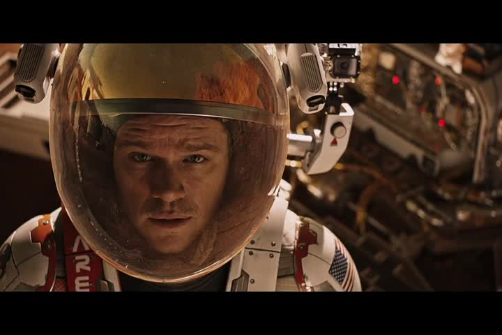 The Martian - Official Trailer HD