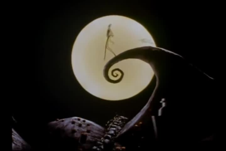 The Nightmare Before Christmas - Official Trailer