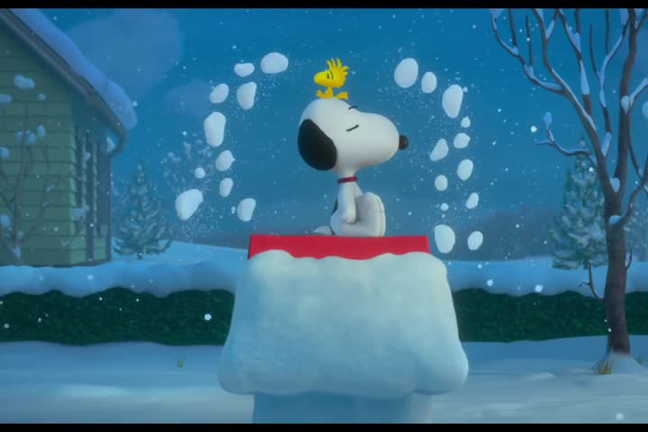 The Peanuts Movie - Official Trailer HD