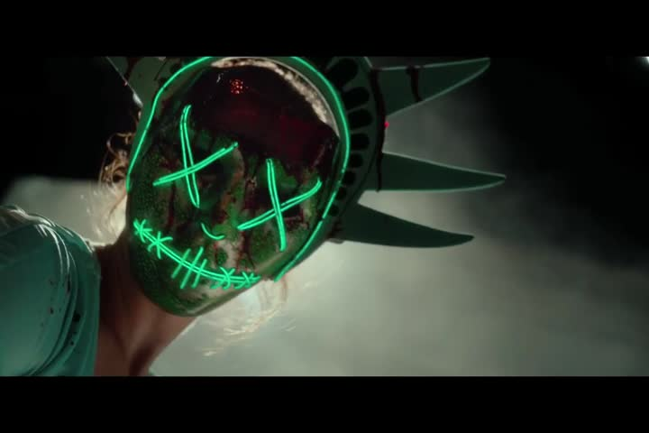 The Purge: Election Year - Official Trailer HD