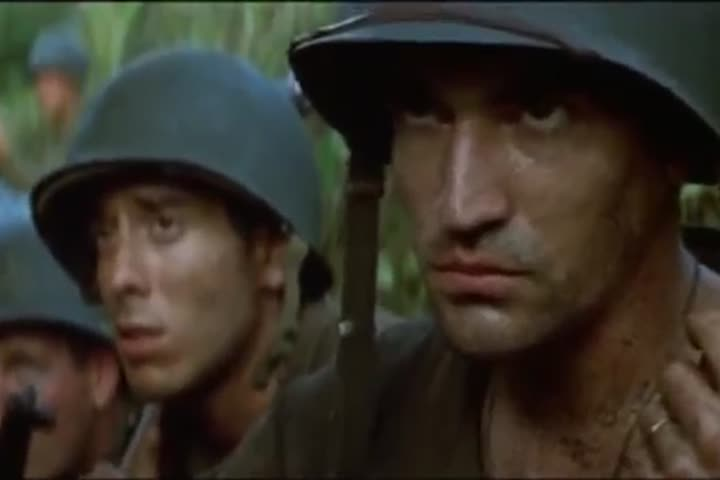 The Thin Red Line - Official Trailer