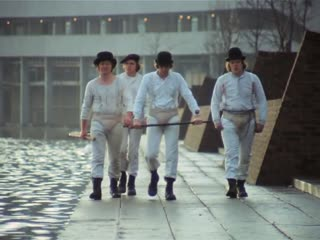 A Clockwork Orange - Official Trailer HD