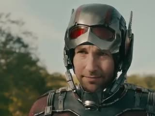 Ant-Man Official Trailer. HD