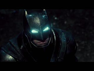 Batman v Superman: Dawn of Justice - Official Teaser HD