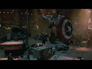 Captain America: The First Avenger - Official Trailer HD