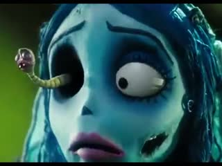 Corpse Bride - Official Trailer HD