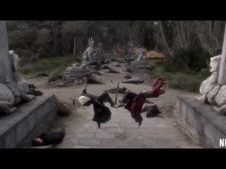 Crouching Tiger, Hidden Dragon: Sword of Destiny - Official Trailer  HD