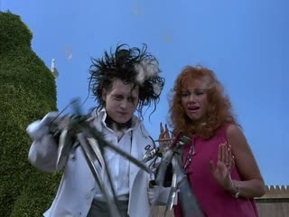 Edward Scissorhands - Official Trailer HD