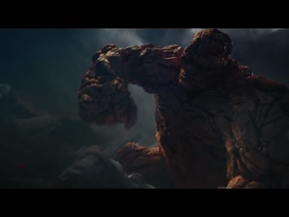 Fantastic Four - Official Trailer HD
