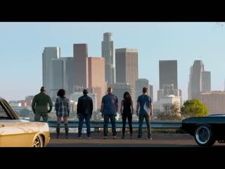 Furious 7 - Official Trailer HD