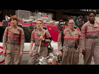 Ghostbusters - Official Trailer HD