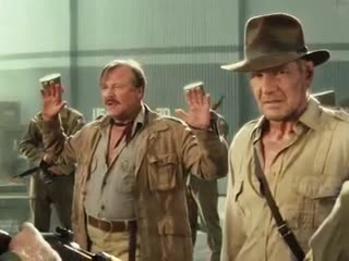 Indiana Jones and the Kingdom of the Crystal Skull - Official Trailer HD