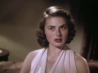 Ingrid Bergman in her own words -  Official Trailer HD