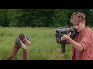 Insurgent - Official Trailer HD